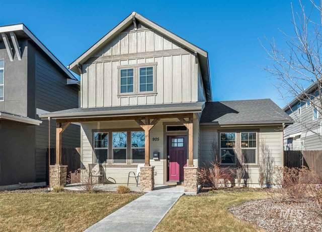 905 N 31st Street, Boise, ID 83702 (MLS #98757465) :: Boise Valley Real Estate