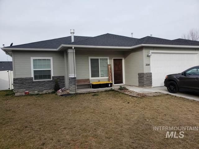 3214 Airport Avenue, Caldwell, ID 83605 (MLS #98757469) :: Full Sail Real Estate