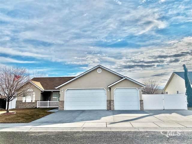 1370 Park Meadow Drive, Twin Falls, ID 83301 (MLS #98757485) :: Juniper Realty Group