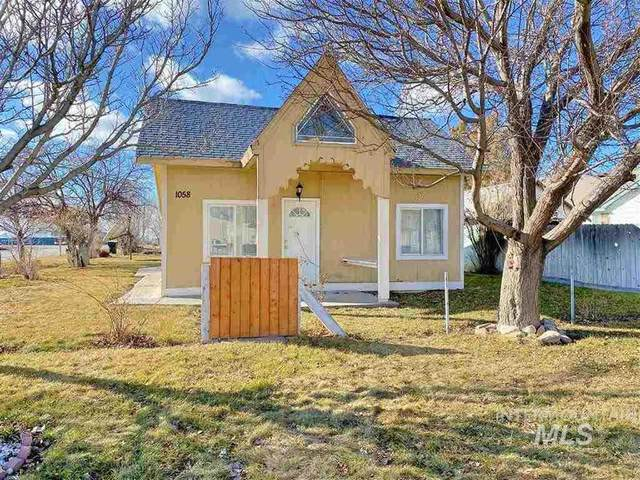 1058 Yale Ave, Burley, ID 83318 (MLS #98757496) :: Boise River Realty