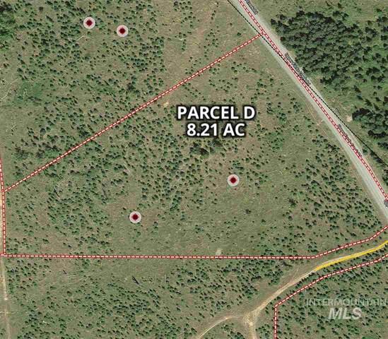 TBD Parcel D Hilltop Lane (8.21 Acres), Orofino, ID 83544 (MLS #98757506) :: New View Team
