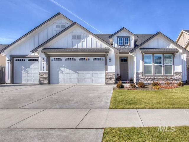 5347 S Palatino Ave, Meridian, ID 83642 (MLS #98757510) :: New View Team