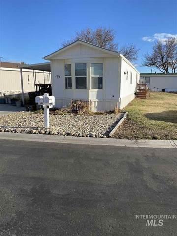 700 E Fairview Avenue #105, Meridian, ID 83642 (MLS #98757517) :: Own Boise Real Estate