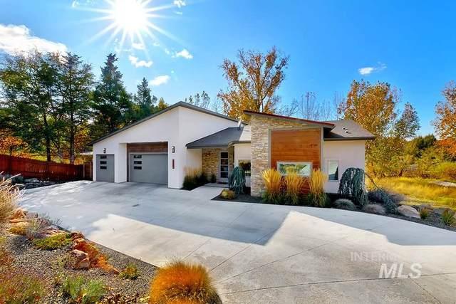 5419 W Hill Rd, Boise, ID 83703 (MLS #98757518) :: Jon Gosche Real Estate, LLC