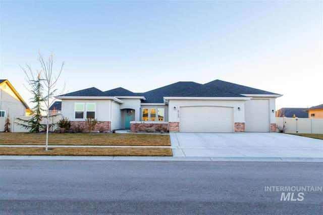 6155 W Frisby, Eagle, ID 83616 (MLS #98757524) :: Boise Valley Real Estate