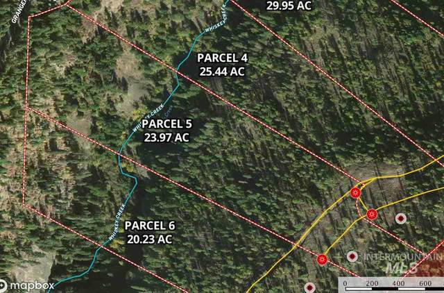 TBD Parcel 5 Huckleberry Butte Rd (23.97 Acres), Orofino, ID 83544 (MLS #98757540) :: Boise River Realty