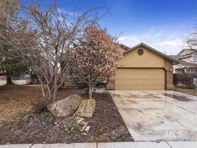 7327 N Dodgin, Boise, ID 83714 (MLS #98757587) :: Jon Gosche Real Estate, LLC
