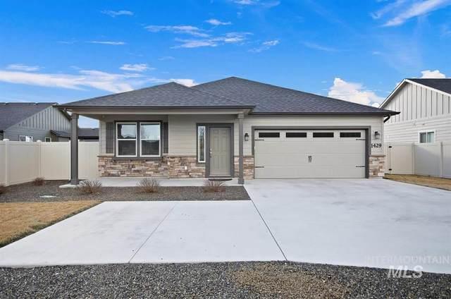 1429 N Steens Ave, Kuna, ID 83634 (MLS #98757603) :: Beasley Realty