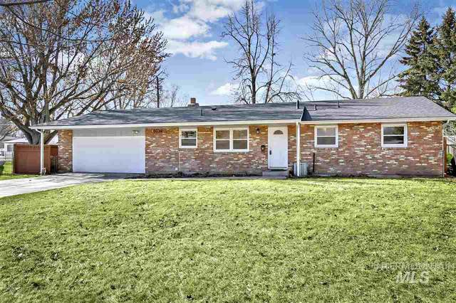 6010 W Poplar Drive, Boise, ID 83704 (MLS #98757620) :: Jon Gosche Real Estate, LLC