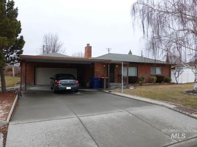 191 Sunrise Blvd. N, Twin Falls, ID 83301 (MLS #98757630) :: Boise Home Pros
