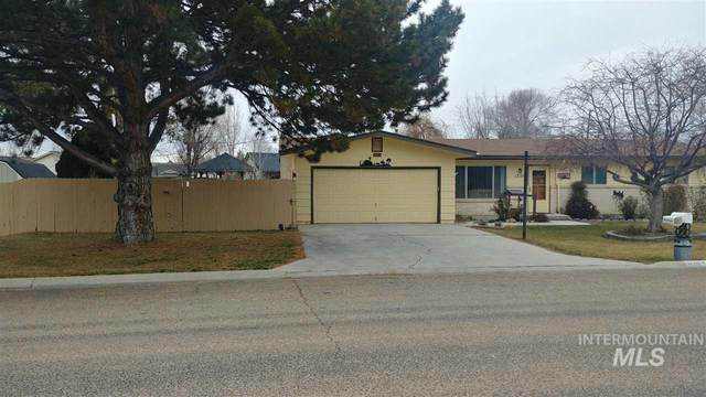 1220 Camelot Dr, Nampa, ID 83651 (MLS #98757642) :: Own Boise Real Estate