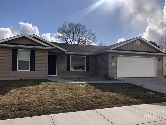 298 Hailee Avenue, Twin Falls, ID 83301 (MLS #98757649) :: Boise River Realty