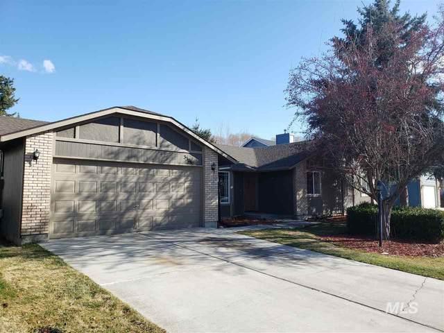 3306 N Tylerson Ave, Boise, ID 83713 (MLS #98757668) :: Full Sail Real Estate