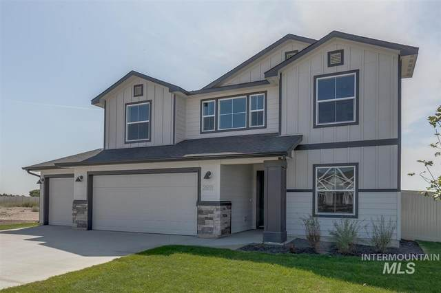 2665 W Quilceda St, Kuna, ID 83634 (MLS #98757682) :: New View Team