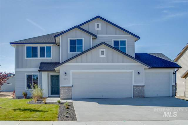 2647 N Quilceda St, Kuna, ID 83634 (MLS #98757684) :: New View Team
