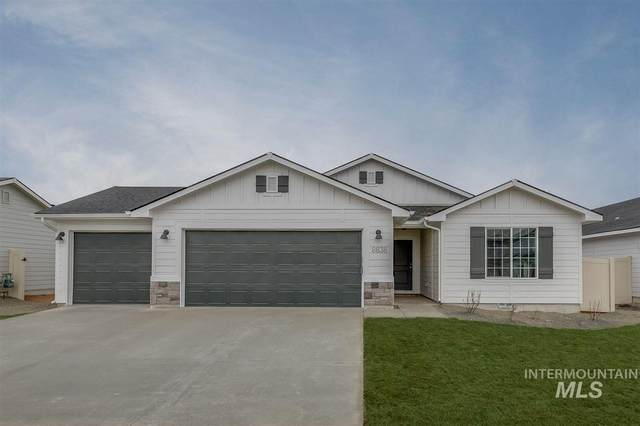 2701 W Quilceda St, Kuna, ID 83634 (MLS #98757685) :: New View Team