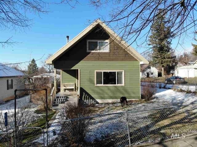 660 Elm, Potlatch, ID 83855 (MLS #98757693) :: Juniper Realty Group