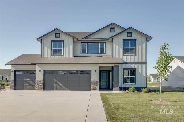 835 Grizzly Drive, Twin Falls, ID 83301 (MLS #98757696) :: Boise River Realty