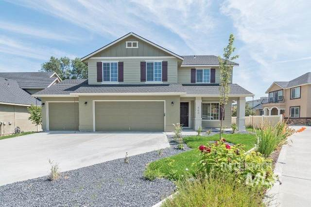 821 Grizzly Drive, Twin Falls, ID 83301 (MLS #98757701) :: Boise River Realty