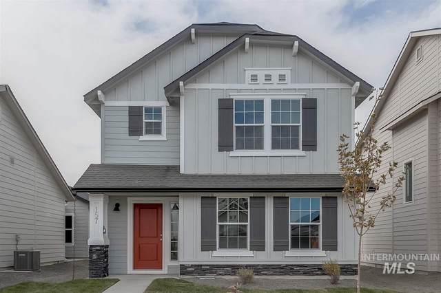 148 S Echo Canyon Ave, Meridian, ID 83642 (MLS #98757721) :: New View Team