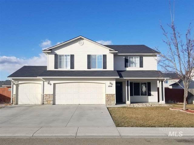 1896 W Crown Pointe Avenue, Nampa, ID 83651 (MLS #98757722) :: Boise Valley Real Estate