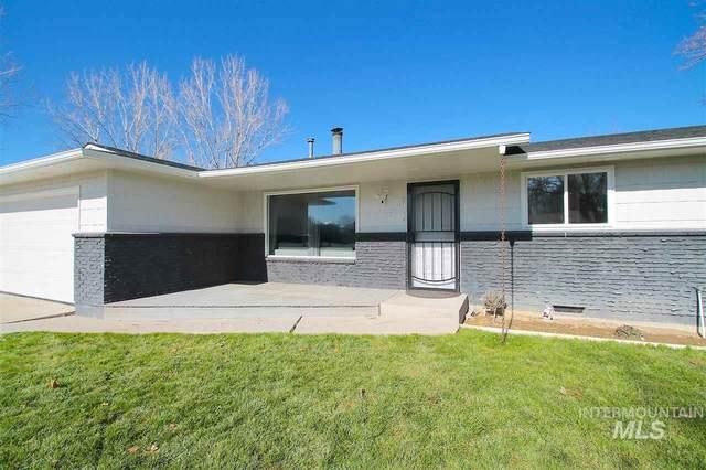 1907 Poplar Street, Caldwell, ID 83605 (MLS #98757723) :: Michael Ryan Real Estate