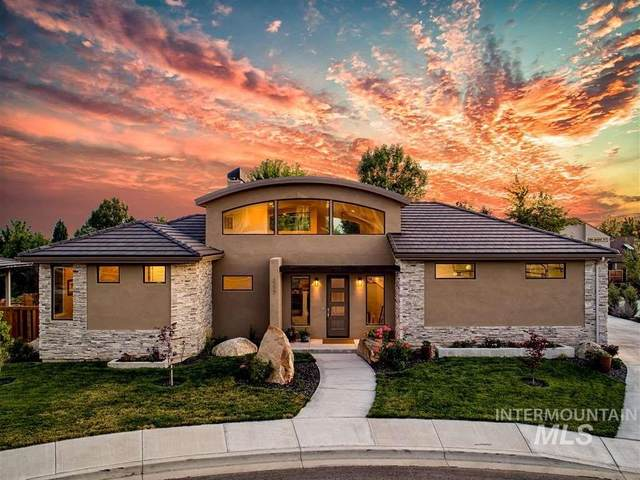 3327 E Echo Court, Boise, ID 83712 (MLS #98757745) :: Boise Valley Real Estate