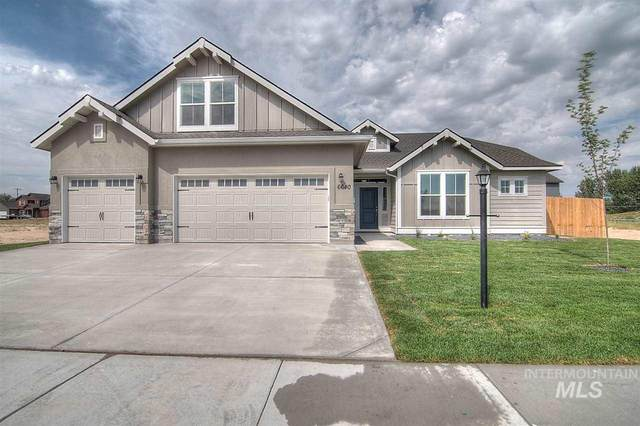 1108 E Ionia Dr, Meridian, ID 83642 (MLS #98757797) :: New View Team
