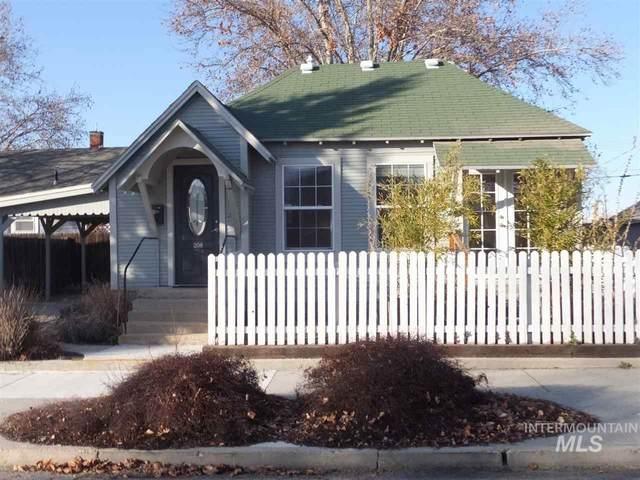 208 E 2nd Street, Emmett, ID 83617 (MLS #98757801) :: Boise Valley Real Estate