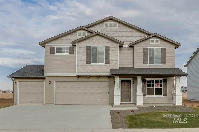 1052 E Ionia Dr, Meridian, ID 83642 (MLS #98757813) :: Michael Ryan Real Estate