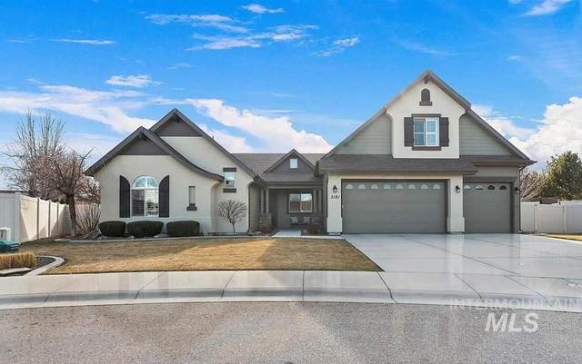 3181 S Novara, Meridian, ID 83642 (MLS #98757834) :: Michael Ryan Real Estate