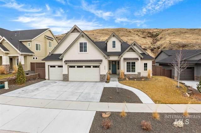 4828 S Chugwater, Boise, ID 83716 (MLS #98757845) :: Michael Ryan Real Estate