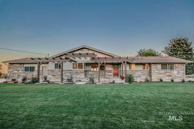 3402 Vista Dr., Nampa, ID 83686 (MLS #98757849) :: Michael Ryan Real Estate