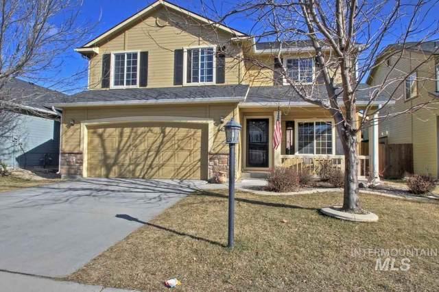 6428 S Mistyglen Ave., Boise, ID 83709 (MLS #98757856) :: Michael Ryan Real Estate