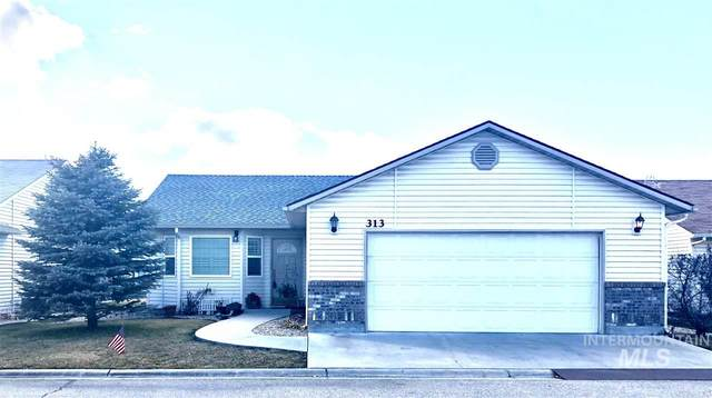 313 N Westminster St., Nampa, ID 83651 (MLS #98757867) :: Own Boise Real Estate