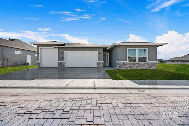 4209 W Maggio Dr, Meridian, ID 83646 (MLS #98757875) :: New View Team