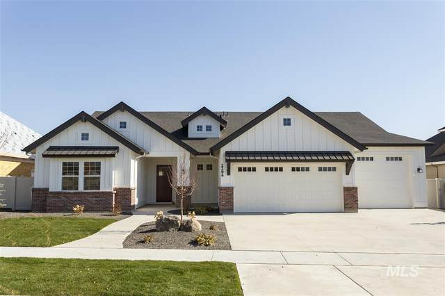 5301 W Mansard Dr, Eagle, ID 83616 (MLS #98757903) :: Own Boise Real Estate