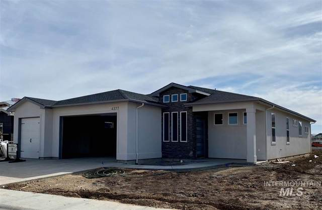 4377 W Anatole St., Meridian, ID 83646 (MLS #98757928) :: Minegar Gamble Premier Real Estate Services