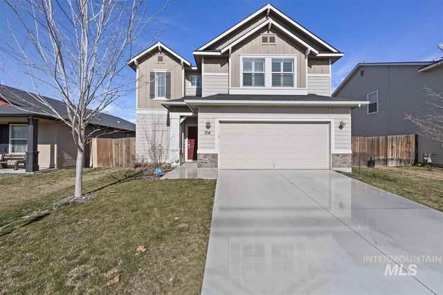 714 W Archerfield Ct, Meridian, ID 83646 (MLS #98757934) :: Boise River Realty