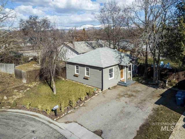 24 S Leona Circle, Boise, ID 83705 (MLS #98757940) :: Boise River Realty
