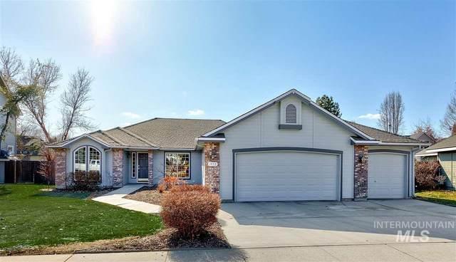1453 N Ellington Pl., Eagle, ID 83616 (MLS #98757943) :: City of Trees Real Estate
