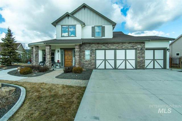 5040 W Olympic Park Dr, Eagle, ID 83616 (MLS #98757950) :: Boise River Realty