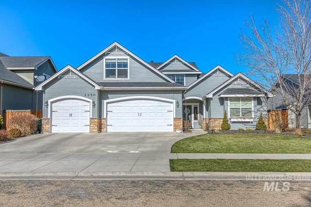 2250 W Boulder Bar Dr., Meridian, ID 83646 (MLS #98757962) :: Silvercreek Realty Group