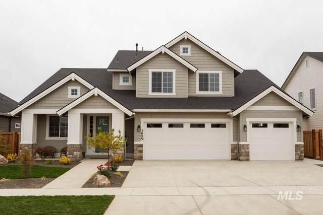 3418 W Vanderbilt Dr., Meridian, ID 83646 (MLS #98757970) :: Minegar Gamble Premier Real Estate Services