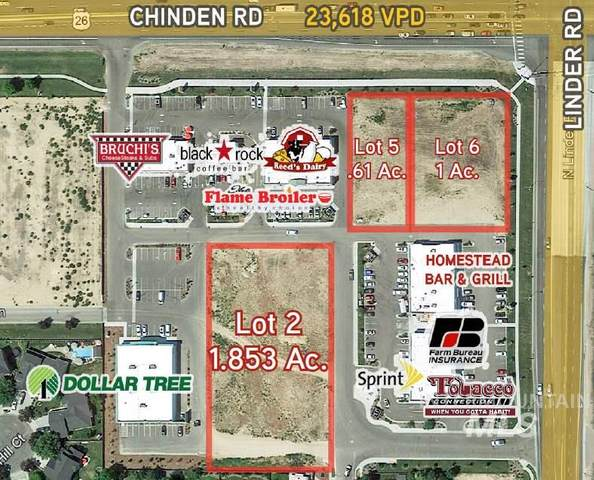 TBD Chinden & Linder, Meridian, ID 83646 (MLS #98757992) :: Full Sail Real Estate