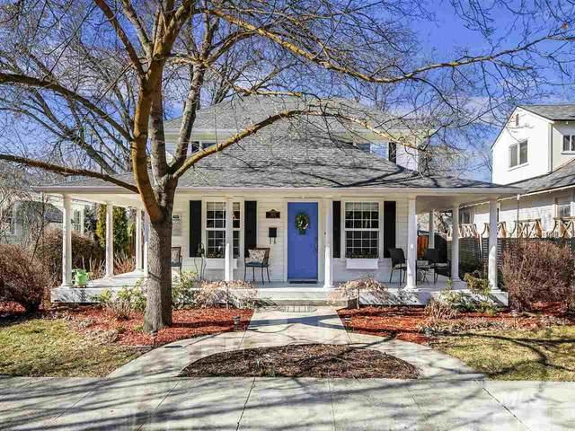 1811 N 18th St, Boise, ID 83702 (MLS #98758000) :: Jon Gosche Real Estate, LLC