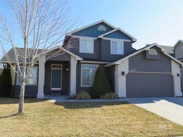 8334 W Harmonica Way, Boise, ID 83709 (MLS #98758012) :: Beasley Realty