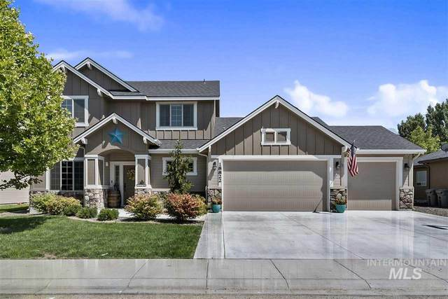 18822 Smiley Peak Ave, Nampa, ID 83687 (MLS #98758014) :: Own Boise Real Estate