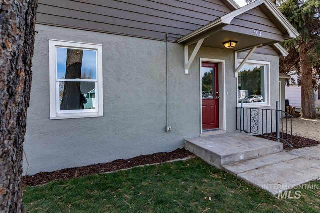 704 5th Ave, Nampa, ID 83687 (MLS #98758028) :: Boise River Realty