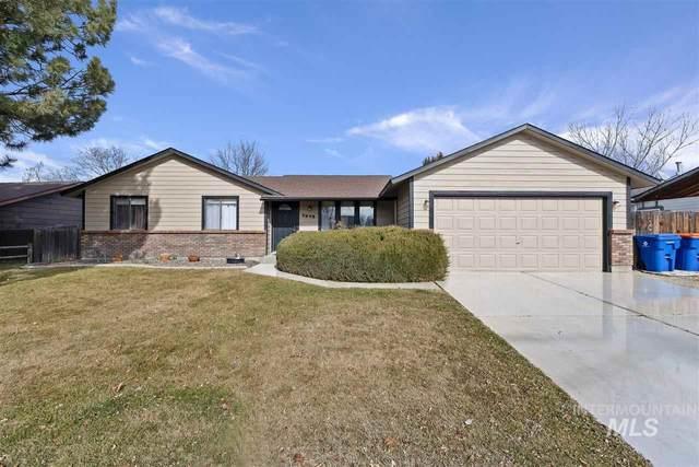 7672 W War Bonnet, Boise, ID 83709 (MLS #98758029) :: Team One Group Real Estate